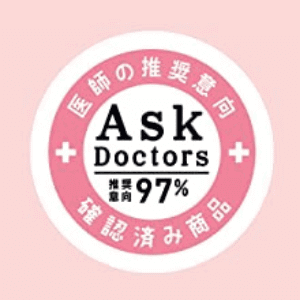医師の推奨意向97%